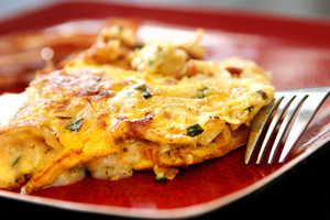 Post omlette
